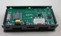 Wholesale Car Auto Motorcycle Digital Motor Tachometer Speed Measure Meter RPM Red LED gauge M44536