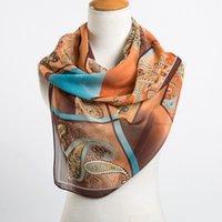 apparel accesories - Autumn and Winter fashion casual women scarf cashew echarpe long chiffon silk scarf women s apparel accesories