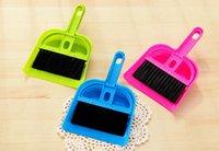 Wholesale New Litter Sweeper Scoop Pet Cleaning Tool Plastic Broom sweeping cm cm Dog House Dustpan