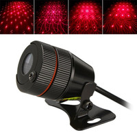 Wholesale LED Car Styling Warning Lamp Car Laser Fog Light Tail Light Signal Indicator Patterns Anti Collision