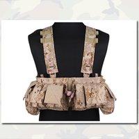 Wholesale UW Gen V Split Front Chest Rig Emerson Vest Airsoft Painball Combat Gear Multicam Genuine