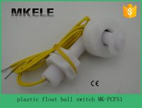 Wholesale Hot selling w v plastic float liquid level controller switch MK PCFS1 for tank