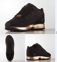 Wholesale 2016 New Arrival ZX FLUX men running shoes zx flux athletic sport Shoe cheap sneakers size