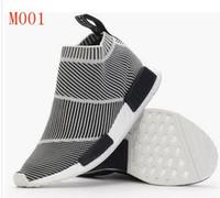 women footwear - Nmd City Sock Men Women Shoe NMD CS1 City Sock PK Core Black Vintage White Ftwr White Casual Sports Shoes S79150 Footwear