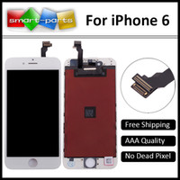 Wholesale For iPhone LCD Display With Touch Screen Digitizer Frame Complete Front Panel Assembly AAA Quality No Dead Pixel