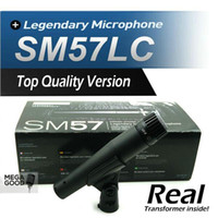 Wholesale Sale Top Quality Version SM LC LC Professional Handheld Dynamic Wired Microphone Microfone Microfono Mike Mic