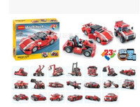 architect model - LATEST New Decool Architect Vehicles Model Building Kits in Car Styling Forklift Blocks Bricks toys