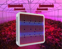 best greenhouses - Full Spectrum W LED Grow Light Red Blue White UV IR AC85 V SMD5630 Led Plant Lamps Best For Greenhouse Hydroponics and Indoor Plant Ve