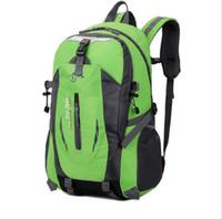backpack travel europe - 2016 Europe Men s Women s Outdoor Backpack Student Hiking Camping Lightweight Nylon Bag Shoulder Bags Travel Bag