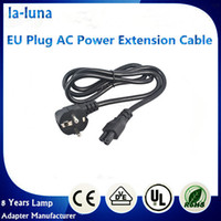 ac adapter extension - Notebook Prong AC Power Cord Adapter EU Plug AC Power Extension Cable m FT SQ MM2