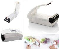 Wholesale Mini plastic bag sealer portable handy bag impluse sealing machine for storage package