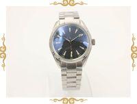 aqua dresses brand - luxury brand watches men Aqua Terra Co Axial blue dial watch automatic mechanical watch men s dress wristwatches