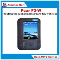 audi w engine - High quality Fcar F3 W For World Cars global gasoline vehicles Intelligentzed Automotive Scanner