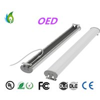 Wholesale Epistar W LED Linear Ceiling Lights Lamps Waterproof IP65 Indoor High Bay Lights with High Quality OED TP W AW