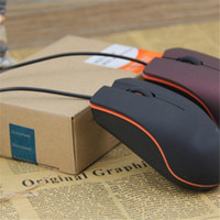 original laptops - New Arrival Lenovo M20 Desktop Notebook Wired Optical Mouse USB Universal Box Original Value Gaming Mouse