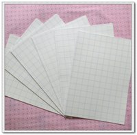 Wholesale Shirt Fabrics Wholesale - 10 Sheets A4 Iron On Inkjet Print Heat Transfer Paper For Light Fabric T-Shirt White Light Colored Fabrics Cloth Textil
