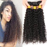 Cheap Malaysian Kinky Curly Virgins Hair 3 Bundles Weave Malaysian Curly Virgins Hair 8A Unprocessed Human Hair Malaysian Virgins Hair