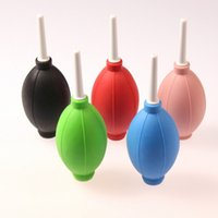 Wholesale Rubber Manual Dust Blowing Blower Ball Balloon Air Pump Cleaning Tool Kit for Camera Lens Filter Keyboard