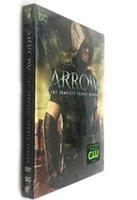 arrow series movie - dvd movies D TV Series Arrow Season The Complete Collection th season DVD Boxset New