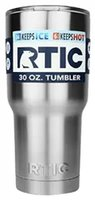 Wholesale RTIC oz Tumbler RTIC Stainless Steel Can Cooler Bilayer Insulation Mugs for Coffee Beer Fedex Free
