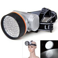 Wholesale Battery Powered High Intensive LED Super Bright Bicycle Camping Hiking Headlamp Headlight