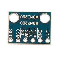 Wholesale pc New High Precision Ultra low Power Consumption Digital Barometric Pressure Sensor Board Module Swap I2C SPI BMP280 V