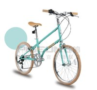 Wholesale City Bike Classic Seriers inch outside speed Lightweight Beatiful and Clean Fashion Leisure Bike High Carbon Steel Authentic Product