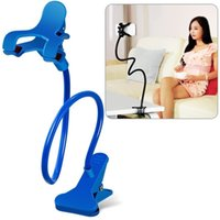 Cheap Universal Moblie Phone Holder Bed Desktop Moblie Stand Flexible Extendable Lazy Bracket 360 degree Plastic Lazy Stand