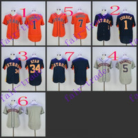 astros authentic jerseys - houston astros carlos correa jeff bagwel Baseball Jersey Cheap Rugby Jerseys Authentic Stitched Size