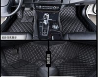 accord floor mats - 5D Full Surrounded Waterproof Leather XPE Car Floor Mats for Honda CR CR Z Accord CITY ODYSSEY SPIRIOR FIT Crosstour EVERUS CR Z