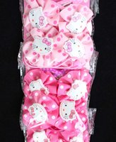 Headbands animal packet - New Packet Pairs Cute Girl headband headbands hair clips hair pins hair clip