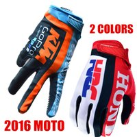 Wholesale 2016 New Arrival TLD Motocross Glove Motorcycle KTM Moto Gloves TLD Motorcycle Racing Gloves Downhill DH Glove