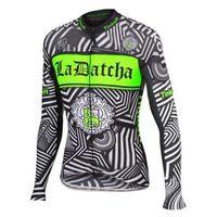 Wholesale CHEAP Tinkoff saxo bank Men cycling jersey long sleeve ropa ciclismo hombre sport jerseys mtb bike bicycle cycling clothing bicicleta