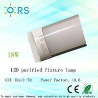 Wholesale LED tube light m purified ceiling lamp light fixture w LED batten ceiling light fixture