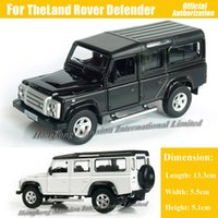 big defender - 1 Scale Diecast Alloy Metal Luxury SUV Car Model For TheLand Rover Defender Jeep Collection Model Pull Back Toys Car