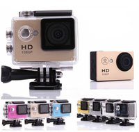 Wholesale Sports Camera A9 P Full HD Action Camera Degree Wide Angle Lens M Waterproof Mini DV Camera DVR