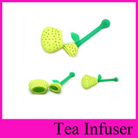 herbal tea bags - Cute health Tea bag Silicone Pear Design Tea Leaf Strainer Herbal Spice Tea Infuser Teacup Teapot Filter Diffuser Strainers