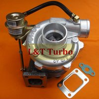 Wholesale GT28 GT2860 compressor turbine A R T25 flange HP bolt Oil cooled Journal Bearing turbo turbocharger wastegate
