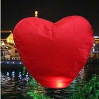 balloon classes - balloon classes Pack Red Heart Sky Lanterns Chinese Paper Sky Candle Fire Balloons for Wedding Anniversary Party Valentine