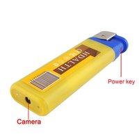 spy equipment - 8GB GB GB P Lighter Hidden Spy Camera Spy equipment Nanny Cams Secret Cameras Mini Video Security Camera Hidden Surveillance Cameras
