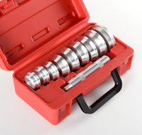 bearing driver tool - 10pc Bearing Race Seal Driver Tool MASTER Set with Storage Case Wheel Axle NEW