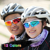 Wholesale Fashion New Sports Sunglasses For Men Explosion Proof Cycling Sunglasses Outdoor Sports Eyewear Designer Sunglasses Protective Goggle M
