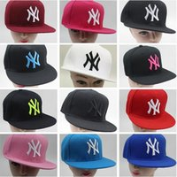 Wholesale Yankees Hip Hop MLB Snapback Baseball Caps NY Hats MLB Unisex Sports New York Women Casquette Men Casual Cap