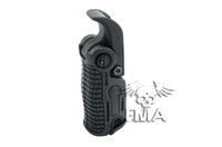 Wholesale Folding Foldable AK pistol Durable Nylon made Tactical Foregrip Fore Grip Fit mm Pictionary rail Mount Black