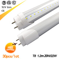 Wholesale Promotion t8 led tube light mm w w w ft ft ft smd v v FEDEX