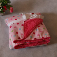 baby girl receiving blankets - 2016 hot sale plush baby blanket newborn swaddle wrap Super Soft baby nap receiving blanket animal manta bebe cobertor bebe