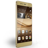 Caméra smartphone android Prix-Goophone Huawei P9 plus 6,0 pouces MTK6580 Quad Core 1G / 8G Android 6.1.1 montrent faux MTK6592 octa core 4g lte 3G smartphone