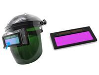 Wholesale Arrival Solar Auto Darkening Welding Helmet Lens Filter Shade quot x quot