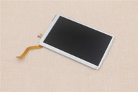 Wholesale 20PCS Bottom Top LCD Display Screen For Nintendo New DS XL LL DSXL DSLL Replacement Repair Parts