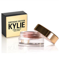 antibacterial metals - Kylie Birthday Edition Creme Shadow Copper and Rose Gold Metal Kylie Creme Shadow Limited Edition Birthday Gold Packaging
